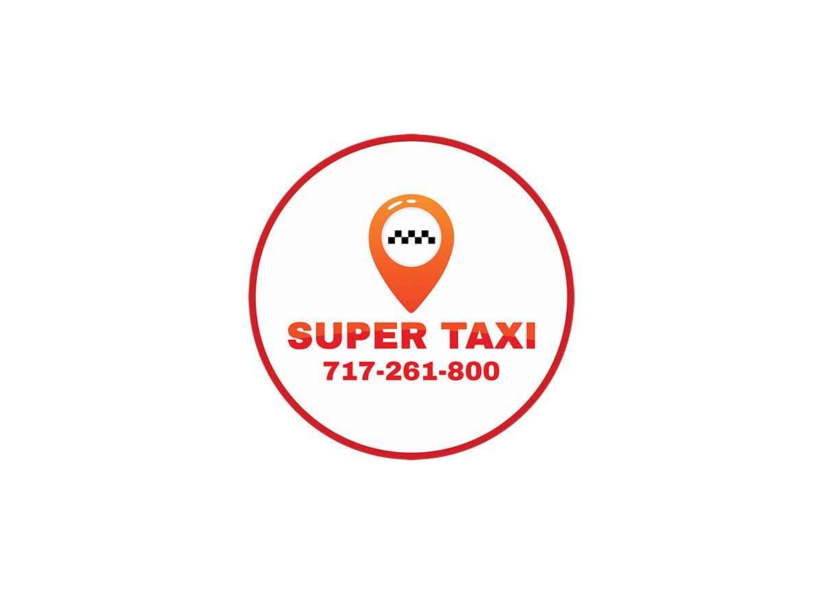 Taxi Oława Logotyp