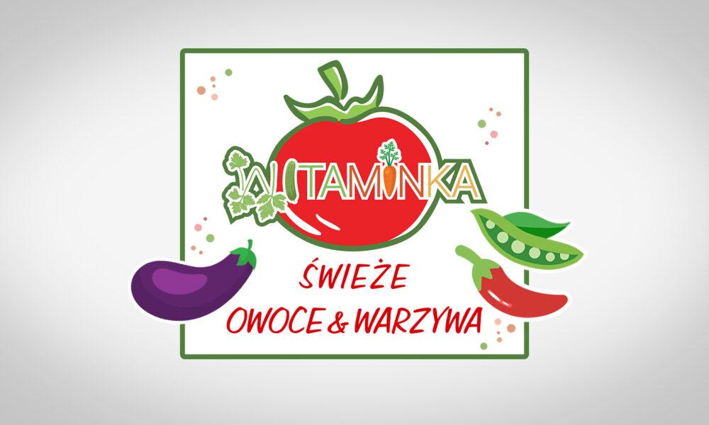 Logo Witaminka Świeże Owoce & Warzywa